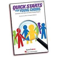 Cristi Cary Mille : Quick Starts for Young Choirs : 01 Book :  : 884088907105 : 1480342262 : 00119268