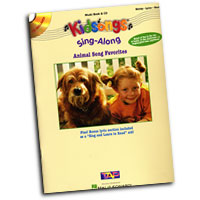 Kids Songs : Animal Song Favorites : Unison : 01 Songbook & 1 CD : 00316077