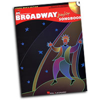 Broadway Junior : Young Men's Songbook : Solo : Songbook & CD : 073999875454 : 063409520X : 00740328