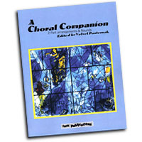 Velvel Pasternak : A Choral Companion : 2-Part : 01 Songbook : 884088326371 : 00332832