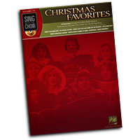 Sing With The Choir : Christmas Favorites : Solo : Songbook & CD : 00333011