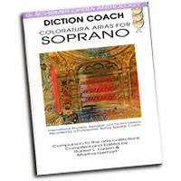 G. Schirmer Opera Anthology : Diction Coach - Coloratura Arias For Soprano : Solo : Songbook & CD :  : 884088082703 : 142341313X : 50486261