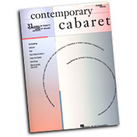 Various Composers : Contemporary Cabaret : Solo : 01 Songbook :  : 073999102390 : 0793576741 : 00310239