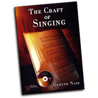 Garyth Nair : Craft of Singing : 01 Book & CD : 1597560510