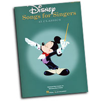 Various Arrangers : Disney: Song For Singers - Low Voice : Solo : Songbook : 073999636406 : 0634081535 : 00740296