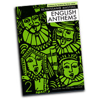 Thomas Tomkins : English Anthems 2 : SATB : 01 Songbook : Thomas Tomkins : 884088430344 : 9780853605737 : 14010384