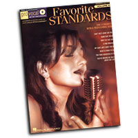 Solo Voice Songbooks of American Standards