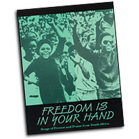 Anders Nyberg : Freedom is in Your Hand : SATB : 01 Songbook & 1 CD : 073999234497 : WW1299