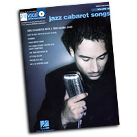 Pro Vocal : Jazz Cabaret Songs - Men's Edition : Solo : Songbook & CD : 884088267223 : 1423460537 : 00740404