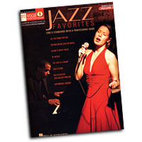 Pro Vocal : Jazz Favorites  - Women's Edition : Solo : Songbook & CD :  : 884088113568 : 1423421523 : 00740354