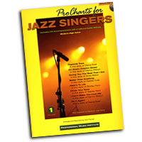 Professional Music Institute : Pro Charts for Jazz Singers - Medium High : Solo : Songbook :  : 44016