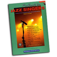 Professional Music Institute : Pro Charts for Jazz Singers - Medium Low : Solo : Songbook :  : 44017