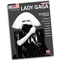 Lady Gaga : Pro Vocal For Singers : Solo : Songbook & CD :  : 884088508869 : 1423494628 : 00740438