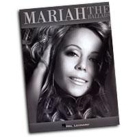 Mariah Carey : The Ballads : Solo : Songbook : 884088392819 : 1423474511 : 00307054