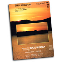 Kate Hurney and Bruce Eberle : Beginning Soprano Solos : Solo : Songbook & CD :  : 884088204204 : 1596155256 : 00400130