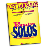 Louise Lerch : Popular Solo's For Young Singers : Solo : Songbook & Online Audio : 073999088519 : 0634030663 : 00740150