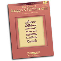 Rodgers & Hammerstein : The Songs of (for Bartone/Bass) : Solo : Songbook & 2 CDs : Richard Rodgers and Oscar Hammerstein : 884088393427 : 1423474775 : 00001231