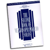 Joan Frey Boytim : The Second Book Of Mezzo-Soprano / Alto Solos : Solo : Songbook & CD :  : 073999592108 : 0634020552 : 50483790
