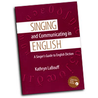 Kathryn LaBouff : Singing and Communicating in English : 01 Book :  : 0195311396