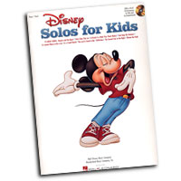 Various Composers : Disney Solos for Kids : Solo : Songbook & CD : 073999692631 : 0634048007 : 00740197