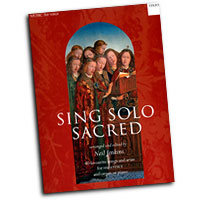 Neil Jenkins : Sing Solo Sacred - High Voice : Solo : Songbook : 0193457843