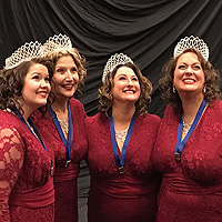 Sweet Adelines Queens Of Harmony