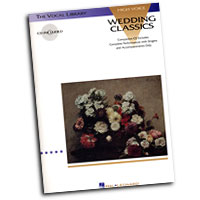 The Vocal Library : Wedding Classics - High Voice : Solo : Songbook & CD :  : 073999497519 : 0793567807 : 00740053