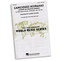 World Music Arrangements for 3 Part Mixed
