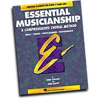 Emily Crocker / John Leavitt : Essential Musicianship - Level One Teacher Edition : SATB : 01 Songbook : Emily Crocker :  : 073999401035 : 0793543320 : 08740103