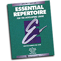 Janice Killian / Linda Rann / Michael O'Hern : Essential Repertoire for the Developing Choir - Level 2 Tenor Bass, Teacher : TTBB : 01 Songbook : 073999401141 : 0793543444 : 08740114