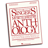 Richard Walters : The Singer's Musical Theatre Anthology - Teen's Edition : Solo : Songbook : 884088492632 : 1423476743 : 00230046