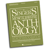 Richard Walters : The Singer's Musical Theatre Anthology - Volume 3 : Solo : Songbook : 073999812084 : 0634009761 : 00740124