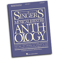 Richard Walters : The Singer's Musical Theatre Anthology - Volume 5 : Solo : Songbook & 2 CDs : 884088191863 : 1423447123 : 00001163