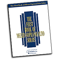 Joan Frey Boytim : The First Book of Mezzo-Soprano/Alto Solos : Solo : 01 Songbook :  : 073999811742 : 0793503655 : 50481174