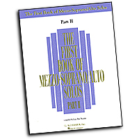 Joan Frey Boytim : The First Book of Mezzo-Soprano/Alto Solos - Part II : Solo : 01 Songbook :  : 073999820652 : 0793524954 : 50482065