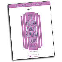Joan Frey Boytim : The Second Book of Soprano Solos Part II : Solo : 01 Songbook :  : 073999852219 : 0634065637 : 50485221