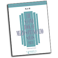 Joan Frey Boytim : The Second Book of Mezzo-Soprano Solos Part II : Solo : 01 Songbook & 1 CD :  : 073999569636 : 0634065645 : 50485222