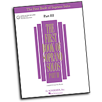 Joan Frey Boytim : First Book of Soprano Solos - Part III : Solo : 01 Songbook & 2 CDs :  : 073999294767 : 0634098675 : 50485888