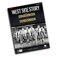 Vocal Selections : West Side Story - Revised Edition : Solo : 01 Songbook : 073999500684 : 0634046756 : 00450068