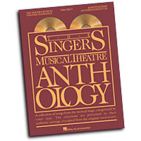 Richard Walters (editor) : Singer's Musical Theatre Anthology  - Volume 5 : Solo : 2 CDs :  : 884088191832 : 1423447093 : 00001160