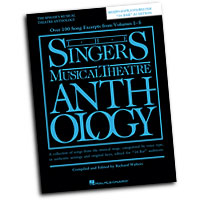 Richard Walters (editor) : The Singer's Musical Theatre Anthology - 16-Bar Audition : Solo : Songbook : 884088476038 : 1423490967 : 00230040