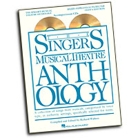 Richard Walters (editor) : The Singer's Musical Theatre Anthology - Teen's Edition : Solo : 2 CDs :  : 884088492731 : 1423476808 : 00230052
