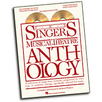 Richard Walters (editor) : The Singer's Musical Theatre Anthology - Teen's Edition : Solo : 2 CDs : 884088492755 : 1423476824 : 00230054