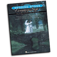 Various Arrangers : Wedding Songs Country Style : Solo : Songbook :  : 073999361049 : 0793572436 : 00310183
