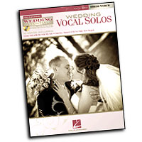 Various Arrangers : Wedding Vocal Solos : Solo : Songbook & CD :  : 884088463977 : 00311945