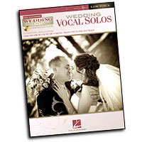 Various Arrangers : Wedding Vocal Solos : Solo : Songbook & CD :  : 884088463991 : 00311946