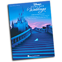 Various Arrangers : Disney's Fairy Tale Weddings : Solo : Songbook : 884088598327 : 1458413276 : 00313588