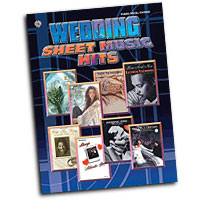 Various Arrangers : Wedding Sheet Music Hits : Solo : Songbook : 884088680039 : 0757917720 : 00321493