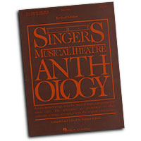 Richard Walters (editor) : The Singer's Musical Theatre Anthology - Volume 1, Revised : Solo : Songbook : 073999610734 : 0881885495 : 00361073