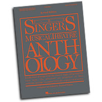 Richard Walters (editor) : The Singer's Musical Theatre Anthology - Volume 1, Revised : Solo : Songbook : 073999610741 : 0881885487 : 00361074